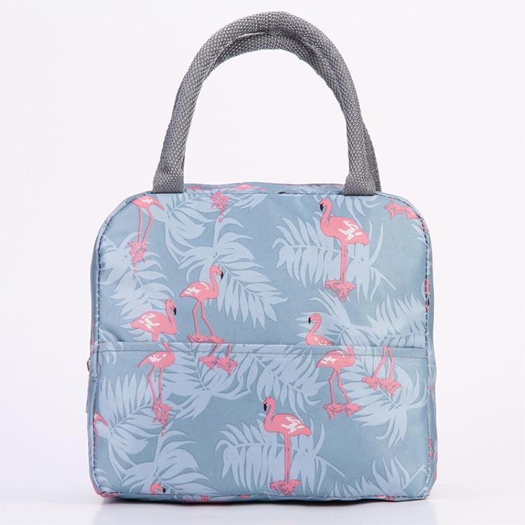 Edo Flamingo Thermal Bag Lunch Box Bag Th1358