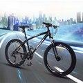 Горный велосипед 26 дюймов 21 24 скоростей  двойной дисковый тормоз  амортизатор  студенческий взрослый велосипед