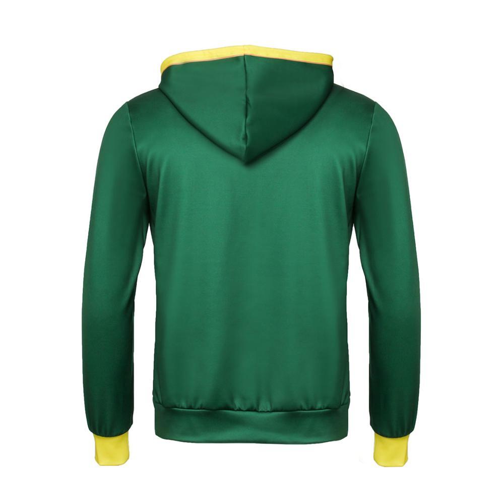 Stranger Things 3 Cosplay Dustin Know Where Hoodie Costume Pullover Sweatshirt