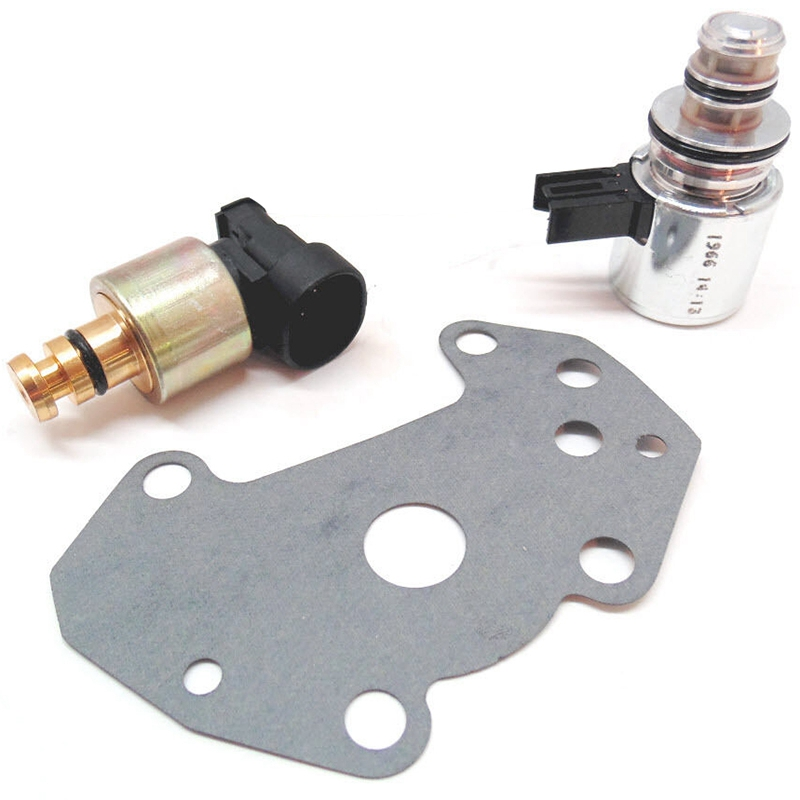 Governor Pressure Solenoid Sensor Kit for Dodge Ram Jeep A518 46RE A618 96 99 (99155)|Valves & Parts| |  - title=