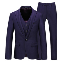 цены Setwell Male 3 Pieces Mens Suits Slim Fit Single Breasted Men Wedding Suits Custom Wedding Tuxedo Suit Sets (vest+pant+blazer)