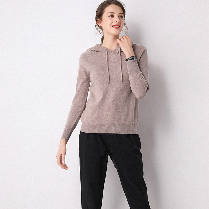 Womens wool Sweaters 2019 Winter Tops cashmere Sweater Women Pullovers Knitted Sweaters Pullover New style in Pullovers from Women 39 s Clothing