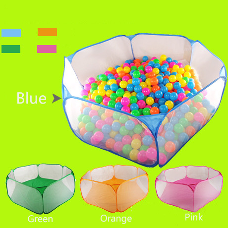 Ocean Ball Pool Children Wave Ball Tent Baby Baby Educational Toys 1-2-3 Years Old Children Play House Baby Fence Play Pen