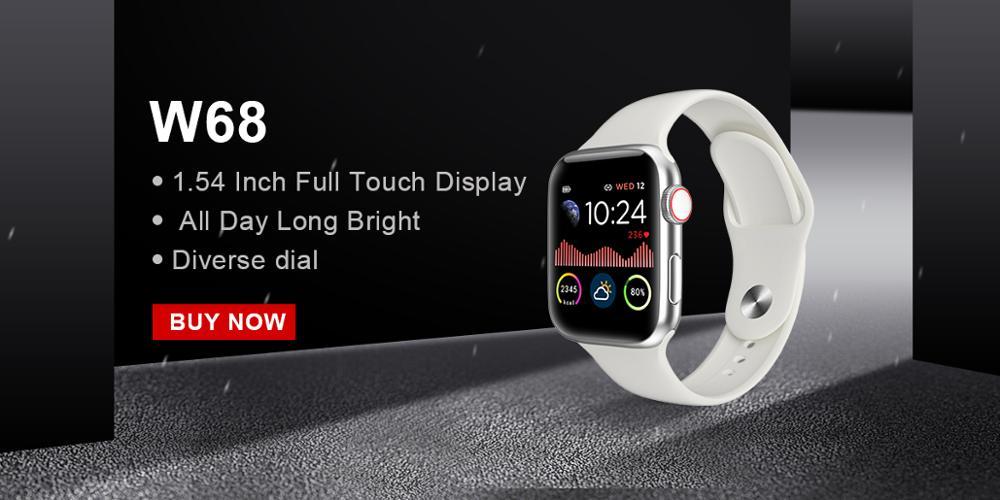 Hfa33edf463584b5195b86743ac93c38cr 696 L9 Full touch Smart Watch Men ECG+PPG Heart Rate Blood Pressure oxygen Monitor IP68 Waterproof Bluetooth Smart Bracelet