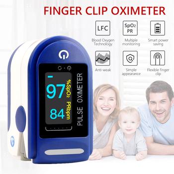 Palec OLED SPO2 PR Monitor opieki zdrowotnej medyczne gospodarstwa domowego cyfrowy palca pulsoksymetr miernik nasycenia tlenu we krwi tanie i dobre opinie Alextrasza Finland Pulsoksymetria