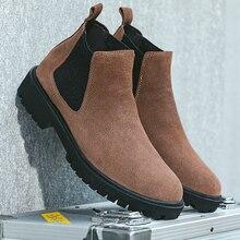Мужская повседневная обувь; мокасины; классические модные роскошные элегантные удобные дышащие брендовые лоферы; Мужская обувь в горошек; размеры 36-48;* 6828