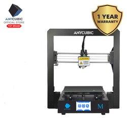 ANYCUBIC 3D Drucker I3 Mega Impresora 3D DIY Kit Voll Metall Große Druck Größe Touchscreen LCD Filament 8G SD Karte 3d Drucker