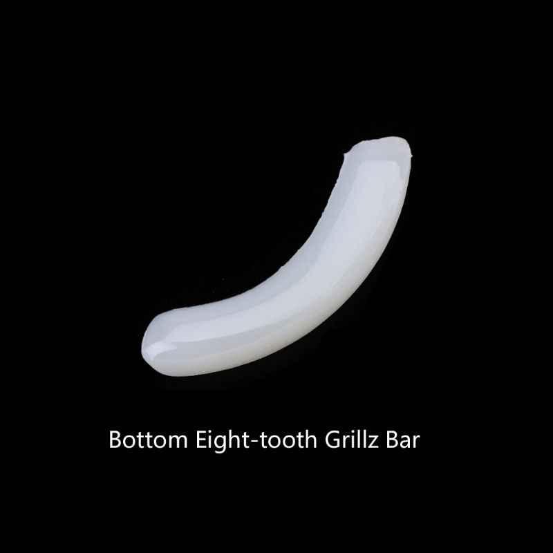 סיליקון Grillz עובש ברים הולם גריל שיניים כובע החלפת אחת גודל מתאים לכל