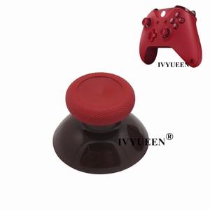 Image 3 - Ivyueen 50 個オリジナル 3D アナログ親指スティックグリップは xbox one × s コントローラサムスティックカバーゲームアクセサリー