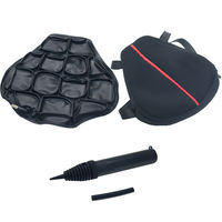 Replaces AIRHAWK DualSport Air Pad Motorcycle Seat Cushion 11x11 FA DUALSPORT Includes Everything Shown in the Picutre