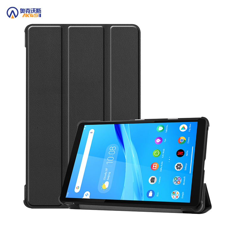 Case For Lenovo Tab M8 Tb-8505f Tb-8505x Stand Cover Funda For Lenovo Tab M8 2019 Magnetic Folding Stand Shell