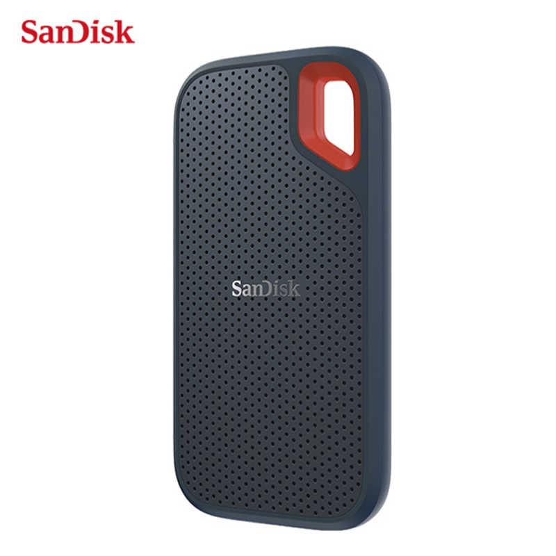 Sandisk SSD USB3.1 Tipo-C 500GB 1TB External Solid State Drive Hard Disk Portatile 550 MB/s HDD disco rigido Del Computer Portatile