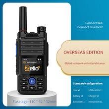 Camoro rede transceptor zello walkie talkie de longa distância 4g gps presunto móvel rádio poc amador android walkie talkie 50km 100 km