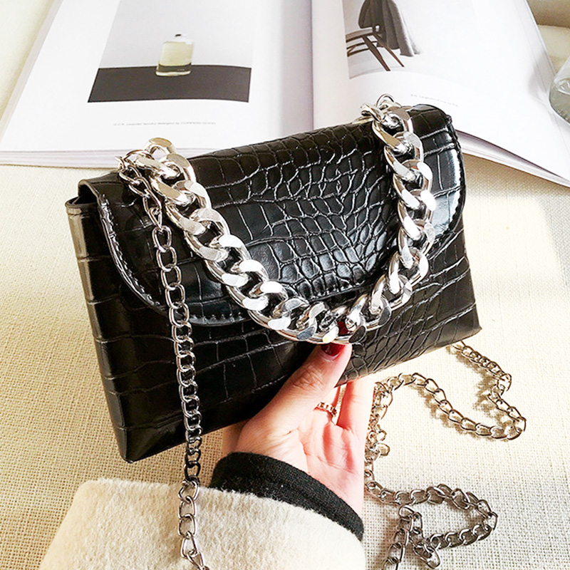 Female Waist Pack Women Handbags Small Chain Shoulder Bags For Women 2020 Vintage Tredny Crossbody Bag Leather Bolsa Feminina