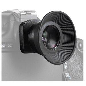 Image 2 - חם 3C 1.51X קבוע פוקוס עינית עינית זכוכית מגדלת עיינית עבור Canon Nikon Sony Pentax אולימפוס Fujifilm סמסונג סיגמא Minolta