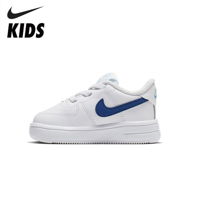 Nike Air Force 1 Original Kids Shoes Breathable Children Skateboarding Shoes Outdoor Sports Sneakers #905220-102