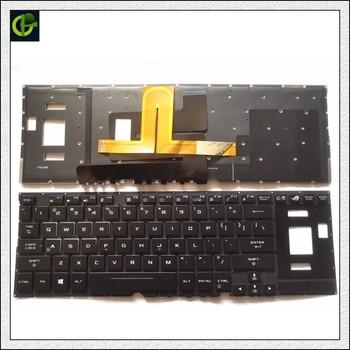 English Backlit Keyboard For Asus ROG GX501 GX501V GX501VI GX501VIK GX501VS GX501VSK GX501G GX501GI-XS74 0KNB0-6617US00 US