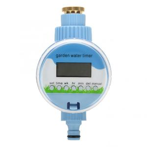 Система полива датчик дождя ЖК-дисплей автоматический таймер полива электронный ирригатор орошения сада