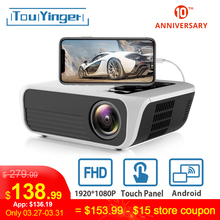 Touyinger L7 LED Native 1080P Projector full HD mini brands