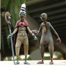 Figurine de dessin animé en PVC de 18cm, poupée de collection, 9 figurines mobiles, modèle de jouet pour enfants, cadeau