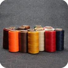 Fil à coudre artisanal à volant | Coton à haute ténacité 210D, broderie en Machine, fil de couture manuel, fournitures de couture bricolage