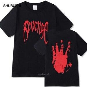 Мужская и женская хлопковая футболка с коротким рукавом и надписью «Revenge Kill», Xxxtentacion Respect, Bad Vibe Forever Swag