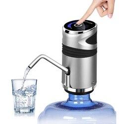 Automatyczne elektryczne pompy wody przycisk dozownik galon butelka przełącznik do picia na urządzenie pompujące wodę w Dyspozytory wody od AGD na