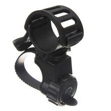 360 Поворотный велосипедный передний фонарь светодиодный держатель