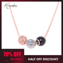 Thomas Arabesque &Eye Bead Necklace, TS-Necklace Bijoux Jewelry Gift For Women and Men TS-N19(China)