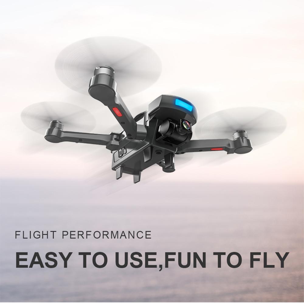 Drone GPS 4K 1080P Cámara Me sigue Quadcopter 10