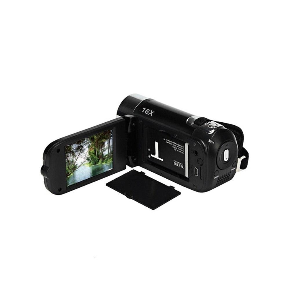Hfa3a2e6e03174b43b5935da670bcb5b7K Fast shipping 2.4''LCD DV Camcorder Photography DVR Recorder Digital Zoom USB Fill Light AV Cable Photo Display Digital Camcorde