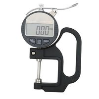 Industrial Grade Digital Display Thickness Gauge Digital Display Thickness Gauge Paper Cloth Tape Thickness Gauge