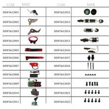 Запасные части я ссылку для HDP26-1 9 pin секатор