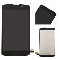 1Pcs Top quality new For LG LS660 Optimus F60 D390 L Fino D290 D290N D29S LCD DisplayTouch Screen Black,No/with Frame