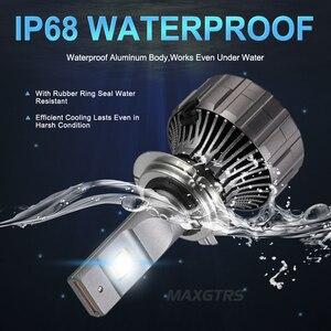 Image 5 - 2x XHP50 2.0ชิปLED H4 Hi/ต่ำHB2 H7 H8 H11 9005 HB3 9006 HB4ไฟหน้ารถLedหลอดไฟไฟหน้าอัตโนมัติหมอก12000LM 90W