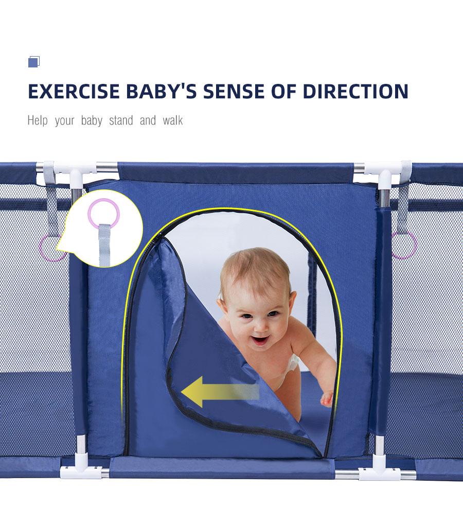Portable Baby Playpen - Beyond Baby Talk