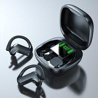 Bluetooth-kompatibel 5,0 Kopfhörer Drahtlose Bluetooth Kopfhörer Noise Cancelling Stereo Sport Headset Mit Mikrofon