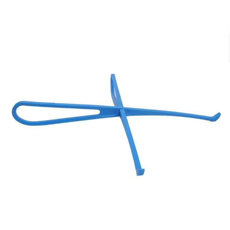 البلاستيك كمبيوتر محمول رف تبريد حامل حامل ل ماك بوك لاب توب محمول حامل ل 11-15 بوصة Lvnovo ديل أيسر Asus دفتر