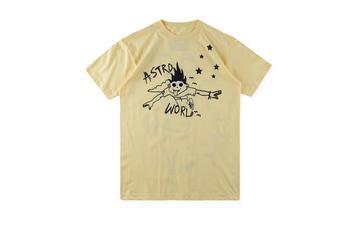 Camisetas de Travis Scott para hombres y mujeres, ropa informal estilo Astroworld, ropa informal estilo Hip Hop Justin Bieber fear of god, camiseta de Travis Scott