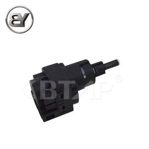 BTAP New Black Brake Light Pedal Switch For VW Golf Polo Caddy Seat Ibiza Audi A3 Skoda Octavia Fabia 6Q0 945 511 6Q0945511