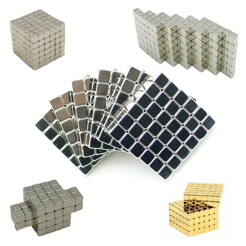 216Pcs/set Super DIY Assemble Magnet Blocks Magnetic Beads Toys Creative Neocube Balls Magnets Magneticas Cube Funny Toys Puzzle
