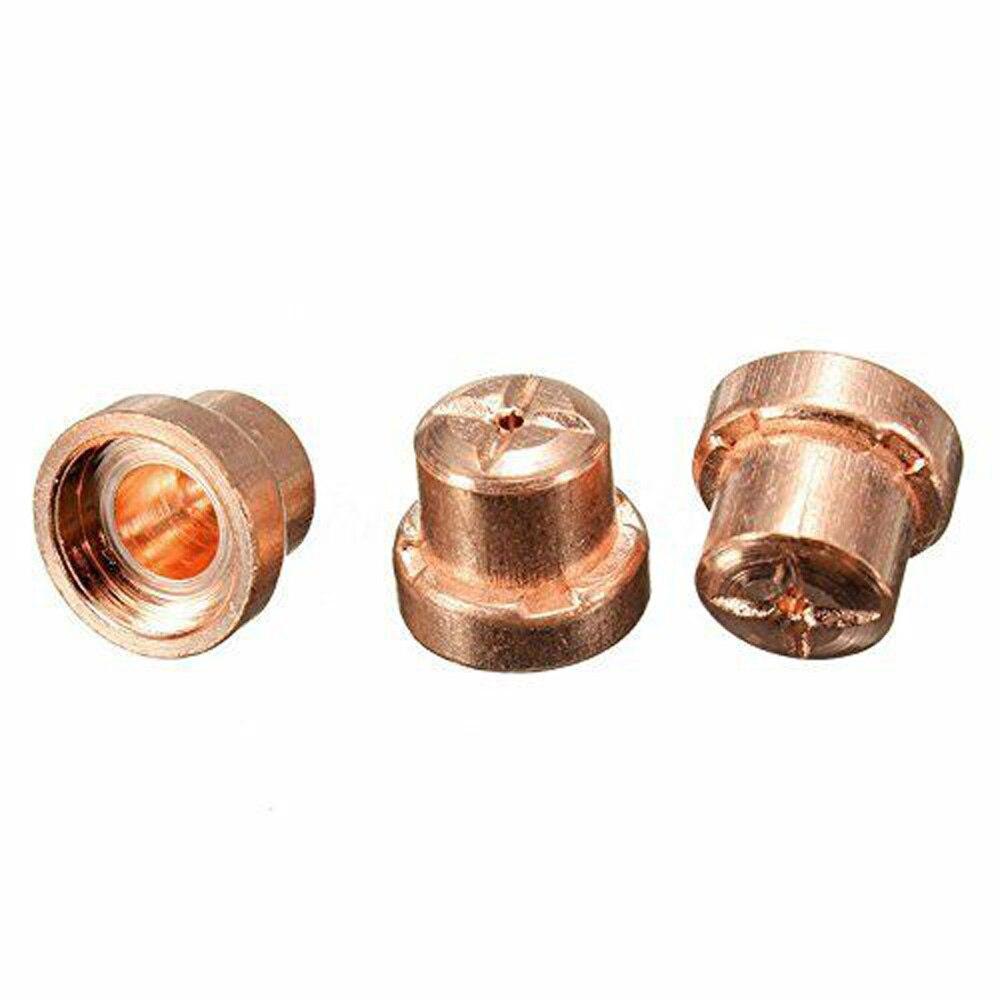 85 X Air Plasma Cutter Verbrauchs Verlängern Set Für PT-31 LG-40 Taschenlampe CUT-50D
