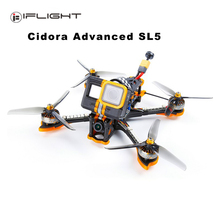Ifly سيدورا SL5 FPV سباق بدون طيار شينغ 2306 فرش السيارات F7 وحدة تحكم في الطيران مع 50A 4 في 1 ESC CADDX كاميرا