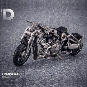 Image 3 - Transformation Meisterwerk TransCraft TC01 MXG 01 MXG01 Mahican Mohawk TLK Junkion Verformung Auto Robot Action figur Modell Spielzeug
