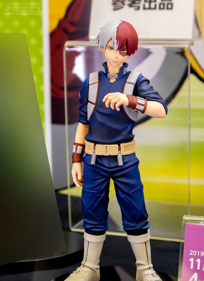 15CM Anime My Hero Academia 5th Generation Todoroki Shouto Vol.5 Hero Era PVC Action Figure Collection Model Toys Doll LELAKAYA