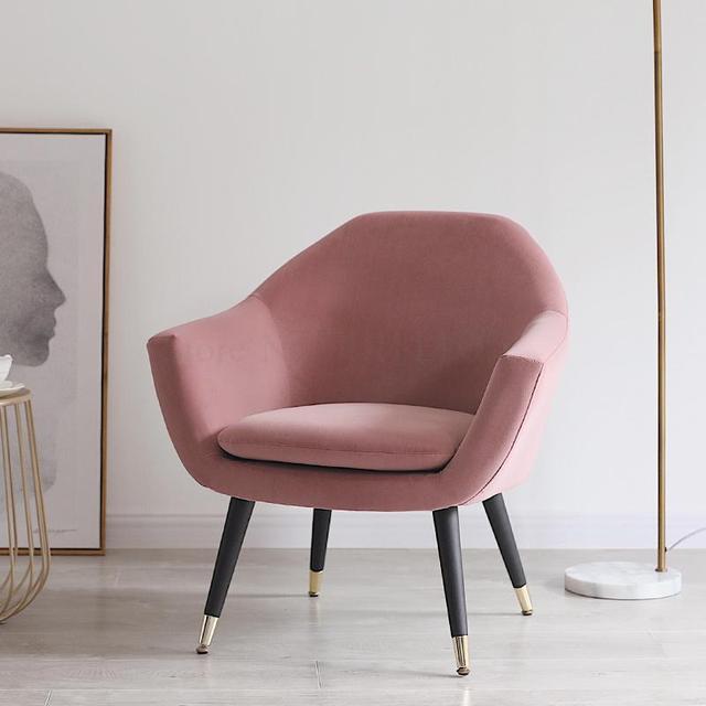 Corner Accent Chair 1