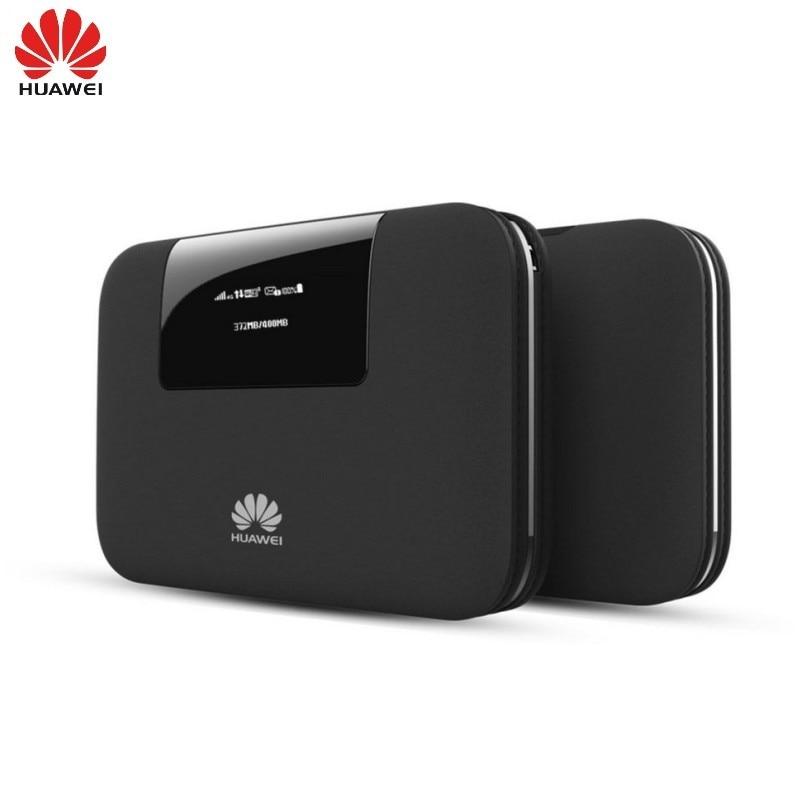 Unlocked Huawei E5770 E5770S-320 150Mbps 4G Mobile WiFi Pro Router With RJ45 Port+5200mAh Power Bank Mobile Hotspot