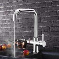 Robinet mélangeur chauffe-eau instantané | Électrique, robinet mélangeur, chaudière et Anti-échelle, 2.4 litres