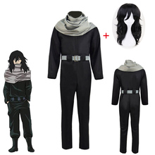 Anime Comic My Hero Academia Cosplay Costumes Aizawa Shouta