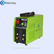 Small Electric Welding Machine mma168 with Good Welding Quality
